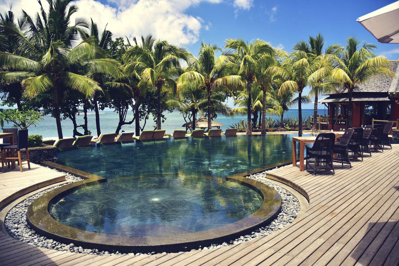 Urlaub auf mauritius hotels resorts apartements auf for Swimming pool mauritius
